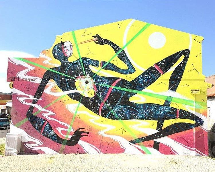 Arm Collective @Lisbon, Portugal