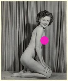 Betty White posando nuda