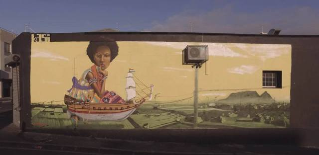 Breeze Yoko @Woodstock, Cape Town