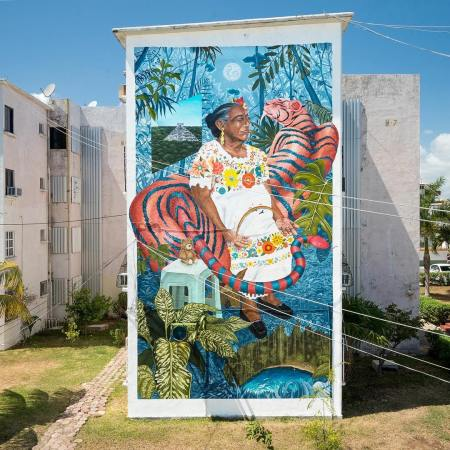 Celeste Byers & Aaron Glasson @Cancun, Mexico