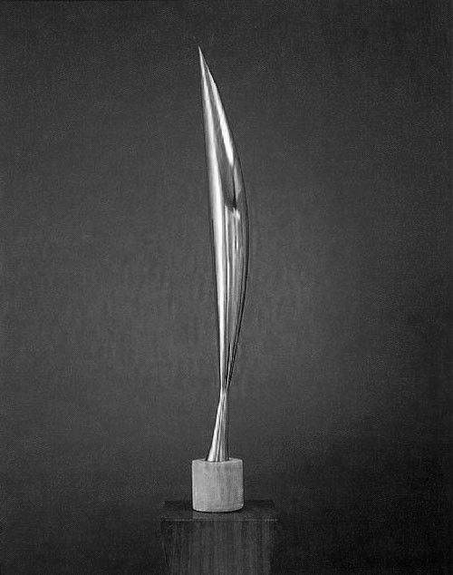 Constantin Brancusi - bird in space