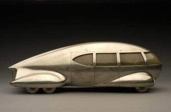 "'Teardrop Car"" – Car Number 9, 1933"