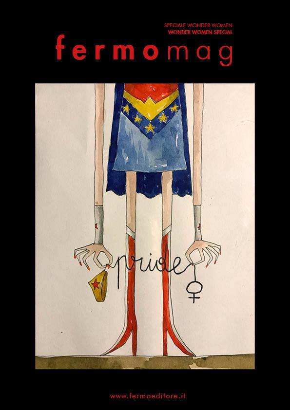 Fermomag Speciale Wonder Women