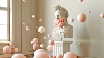 Filling Space by Federico Picci