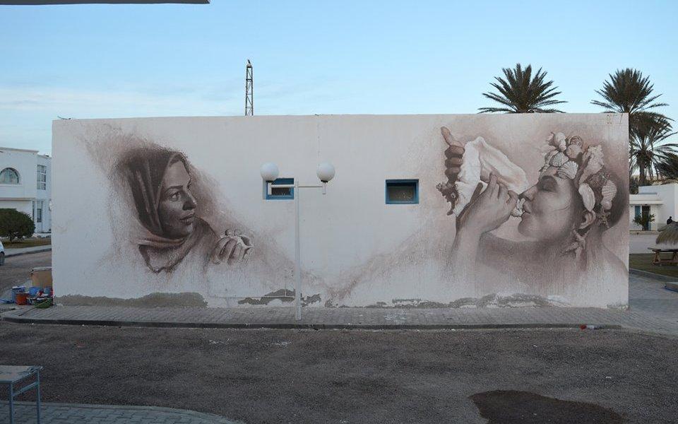 GÔMEZ @Zarzis, Tunisia