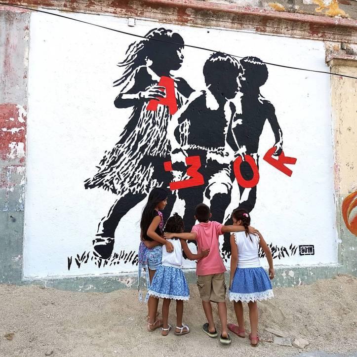 Goin @Barrio Pescaíto, Santa Marta, Colombia