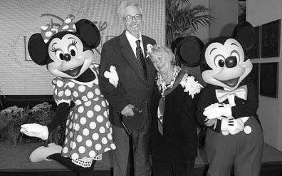 I doppiatori di Topolino e Minnie dal 1930 si sono sposati nella vita reale