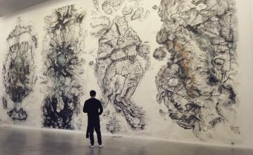 Le 4 mappe di Qiu Zhijie, 2015-2016 @ Centro Pecci di Prato - La fine del mondo