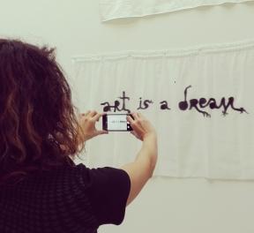 """""""Art is a dream"""" @ Centro Pecci di Prato - La fine del mondo"""