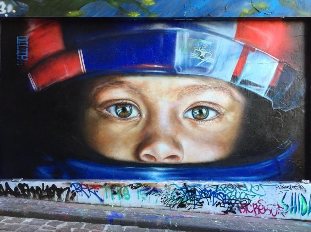 Julian Clavijo @Melbourne, Australia