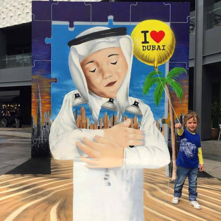Kas Art @Dubai, UAE