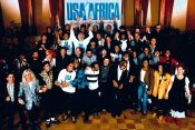 28 marzo 1986, più di 6000 stazioni radio hanno trasmesso We Are The World contemporaneamente