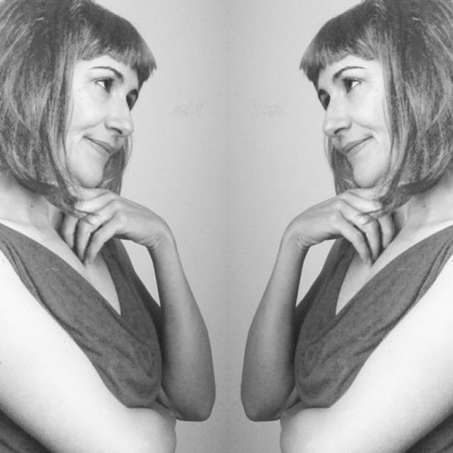 Mirroring myself - Enduring - Sketch 4/ 6