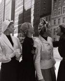 Modelle a NYC, 1952