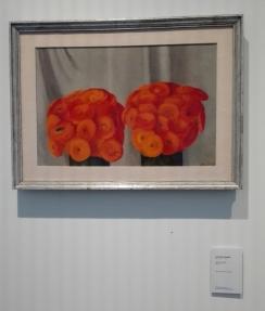 Museo Novecento Firenze - Fiori (Dalie) (1932 ca) di Antonio Donghi