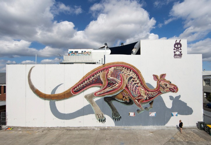 Nychos @Melbourne, Australia
