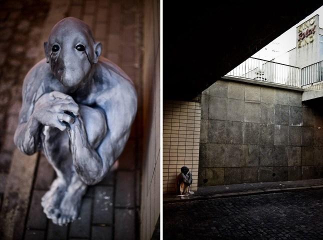 """On the edge of shadow"" by Tomasz Gornicki"