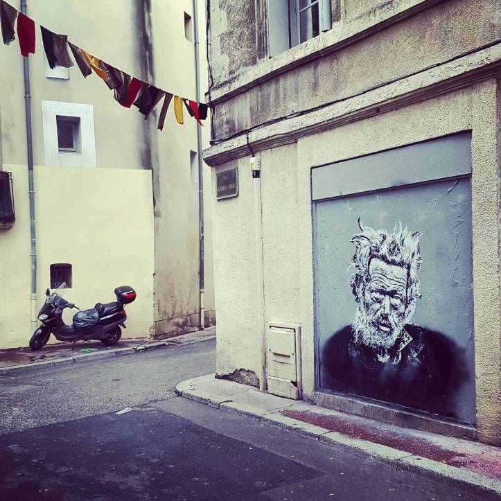 Ose Cuttingart @Montpellier, France