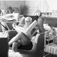 Pablo Picasso fotografato da Edward Quinn