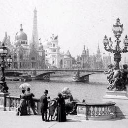 Parigi in epoca vittoriana