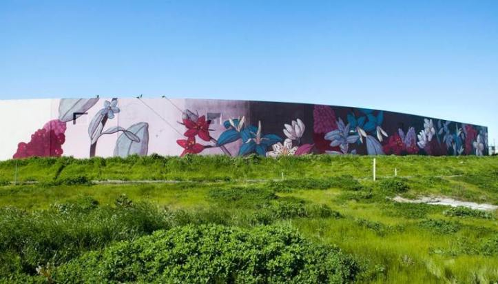 Pastel @San Leandro, California