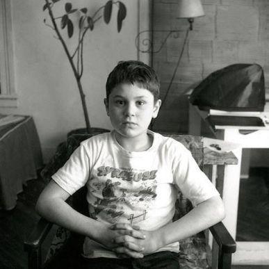 Robert de Niro a 7 anni a NYC (1950)