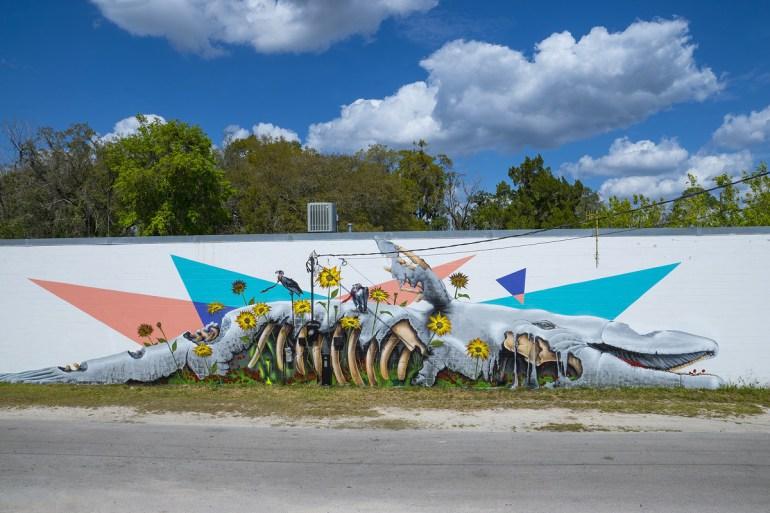 Ruben Ubiera @Gainesville, USA