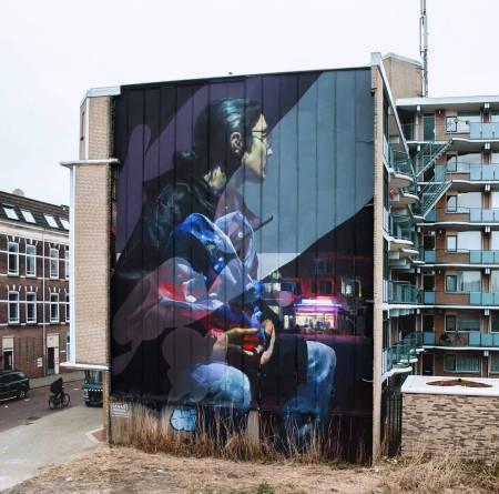 Sebas Velasco & Telmo Miel @Rotterdam, Holland
