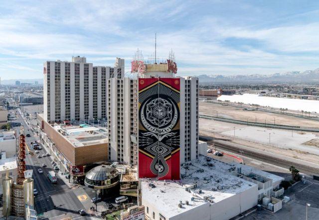 Shepard Fairey @Las Vegas, USA