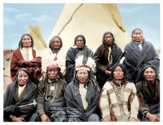 South Dakota, 126 anni fa