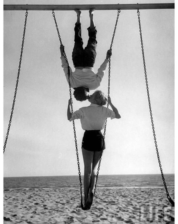 Swingers, 1950s - LIFE Magazine