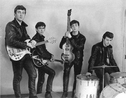 The Beatles, 1961