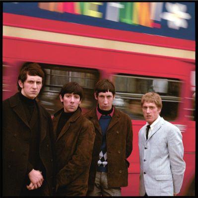 The Who, 1966. Fotografia di David Wedgbury