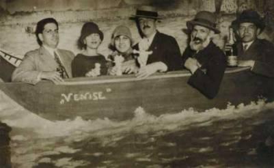 1929 – Constantin Brâncuși, Marcel Duchamp E Mary Reynolds