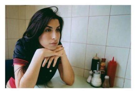 Amy Winehouse a Londra, 2004
