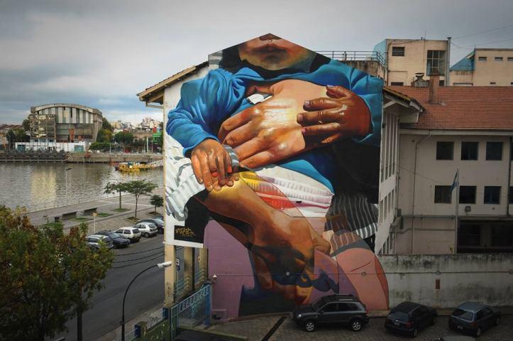 Case Maclaim @Republica De La Boca, Buenos Aires, Argentina