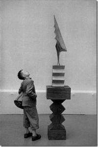 Constantin Brancusi, Le Coq, 1935 More