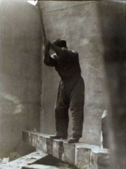 Constantin Brancusi - Self Portrait, 1924. Courtesy Bruce Silverstein Gallery