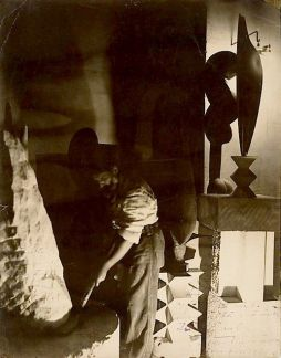 Constantin Brancusi, Self-Portrait in Studio, 1923 MET