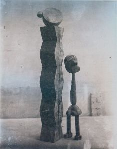 Constantin Brancusi - The Child in the World, Mobile Group. c.1917-20