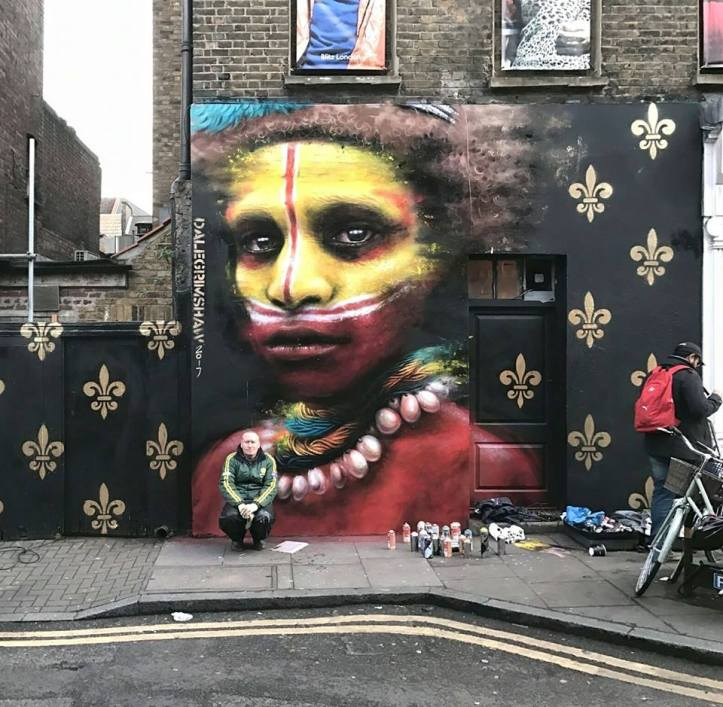 Dale Grimshaw @London, UK