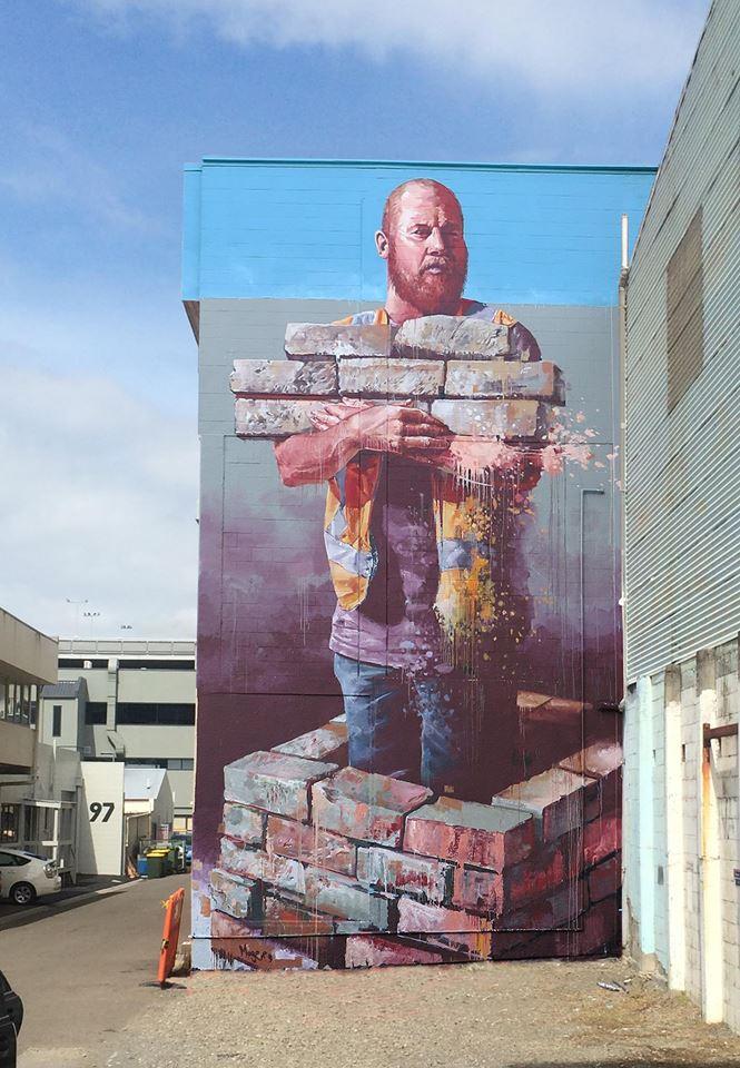 Fintan Magee @Tauranga, New Zealand