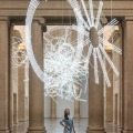 """Forms in Space… by Light (in Time)"" by Cerith Wyn Evans"