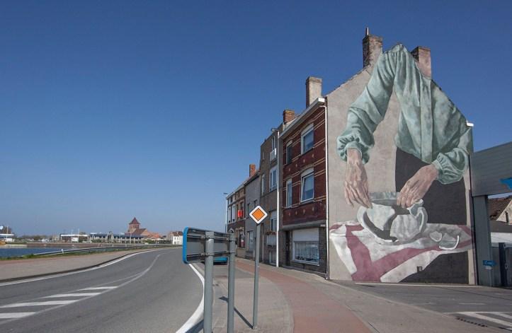 Hyuro @Ostend, Belgium - Photography by Ian Cox