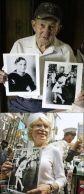 Il soldato americano e l'infermiera di una delle fotografie più iconiche della storia