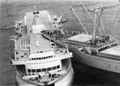 Il traghetto Queen of Victoria si scontra con la nave da carico russa Sergey Yesenin in Active Pass