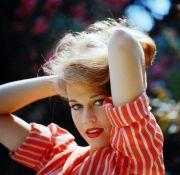 Jane Fonda fotografata da Allan Grant, 1961