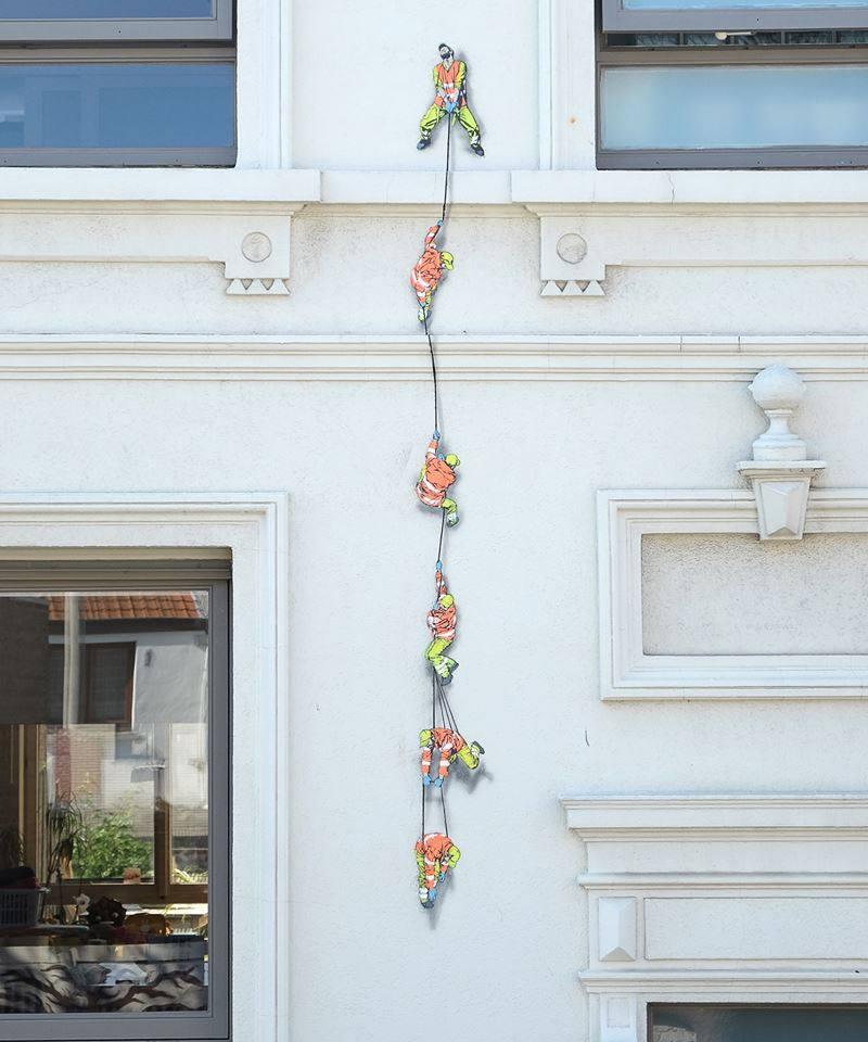 Jaune @Ostend, Belgium