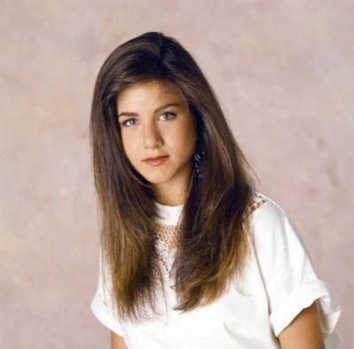 Jennifer Anniston a 21 anni, 1990