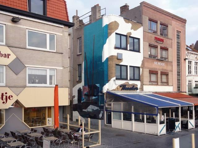 Johannes Mundinger @Ostend, Belgium